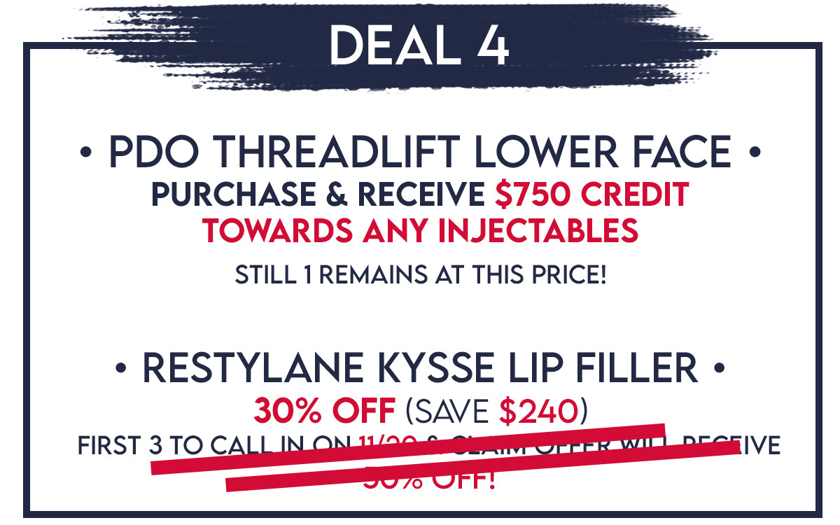 BC- black friday4 PDO and restylane updated
